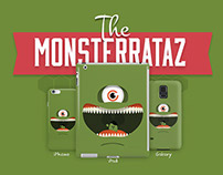 The Monsterrataz: Mr. Preben J. Monster and Lil' Adolf