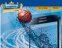 Samsung Fans League