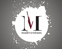 Maleventum. Red Wine