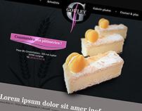 Webdesign Boulangerie Patisserie