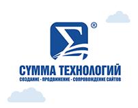 Дизайн посадочной страницы компании «Сумма технологий»