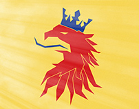 Swedish regional heraldry