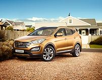 "Hyundai - Sante Fe ""Facelift"""