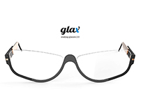 Glax // reading glasses 2.0 in 2013