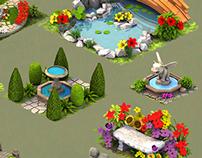 Mobile Game art