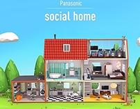 Panasonic Social Home