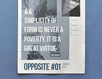 OPPOSITE #01