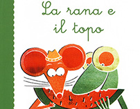 La rana e il topo