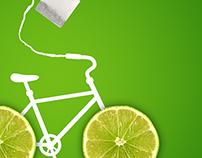 Go Green, Lipton green tea flavours