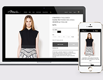 3.1 Phillip Lim E-Commerce Site