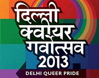 Delhi Queer Pride 2013