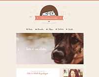 Another blog layout