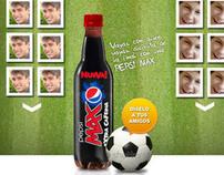 Aplicación de Facebook para Pepsi