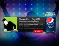Pepsi DJ