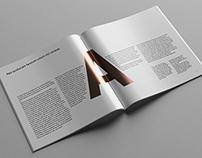 Square Catalog / Magazine Mock-Up