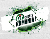 Cif Cleans Romania