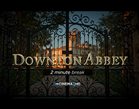 OTE TV Downton Abbey 3D breakers (9/2014)