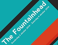 "Poster design ""The Fountainhead"""