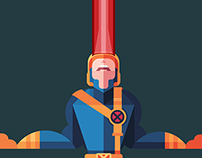 Cyclops (Scott Summers) : X-Men