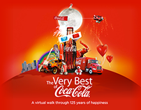 The very best of Coca-Cola