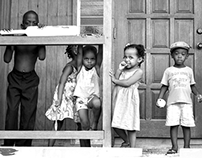 Angels of the Barbados Countryside