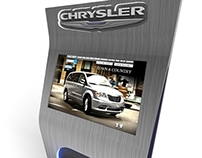 Chrysler Information  touch screen