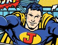 Super J Poster