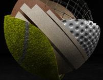 """Ident """"Atomium"""" - FoxSportsHD (LATAM)"""