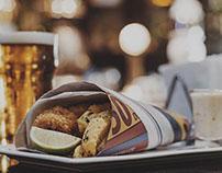 Pub foods