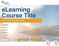 eLearning comps for NPA