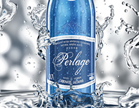 Perlage bottle