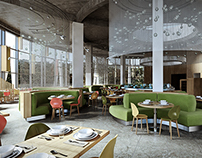 Colmar Restaurant, France