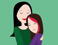 Día de la madre/Mom's Day