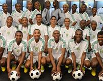 The Nedbank Keyona Team