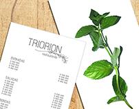 Triorion - Restaurant