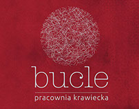 "Branding of a tailor workshop ""Bucle"""