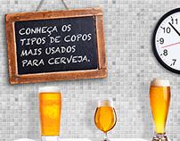 Copos para Cerveja / Beer Glasses