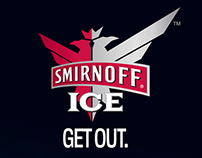 Shopper Activation - Smirnoff ICE 'Vegas Is Calling'