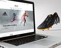 Website Design - Online Shop