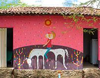 Mural - Agreste, PE