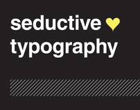 Seductive Typography