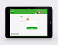 Pets At Home - Clienteling app