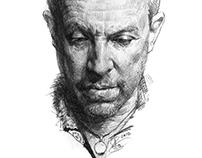Портрет Андрея Макаревича