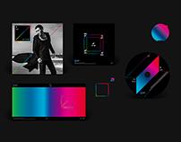 KIMI's EP // Sparkling Color