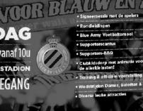 Club Brugge k.v. / Ad & Splash