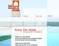 Website Eddy De Waele