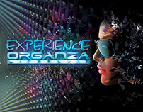 Poster - Experience Organza