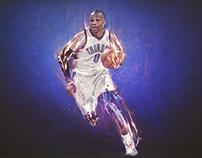 Russel Westbrook Wallpaper