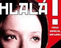 ohlalá rusa | rediseño revista - mag redesign