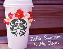 Starbucks Turkey Social Media Account